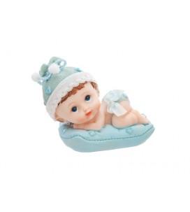 Figurine bébé garçon sur...