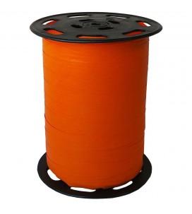 Bolduc mat couleur orange...