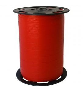 Bolduc mat couleur rouge...
