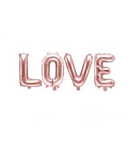 Ballon love - 140 x 35cm