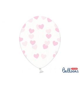 Ballon transparent cœur...