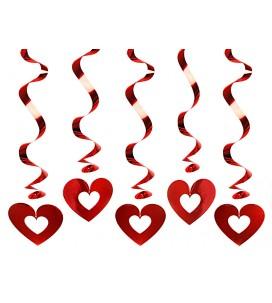Tourbillon cœur ouvert...
